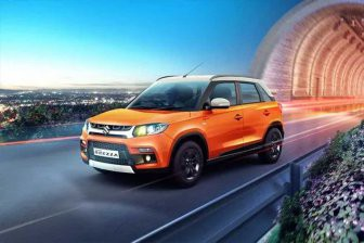 Новые паркетники Suzuki Vitara Brezza пользуются ажиотажным спросом