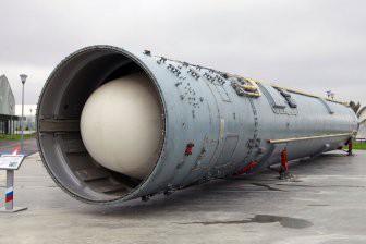 """Эксперт объяснил, чем российские гиперзвуковые ракеты """"Авангард"""" пугают США"""