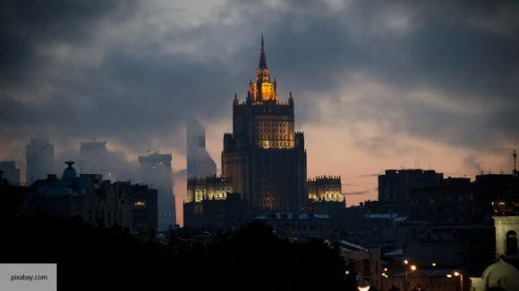 МИД России: США посягает на суверенитет Венесуэлы