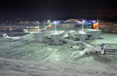 В аэропорту «Внуково» совершил экстренную посадку пассажирский самолет