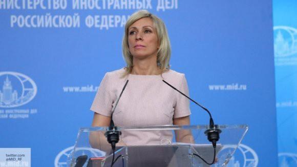 Захарова: СМИ должны учитывать доводы СК по делу гибели россиян в ЦАР