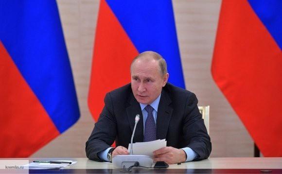 Владимир Путин: Прокуратура – ключевое звено правоохранительной системы