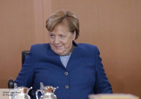 Ангела Меркель заявила, что в Европе может произойти катастрофа
