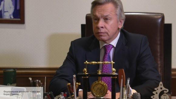 Пушков посчитал неудовлетворительным ответ ВВС Роскомнадзору