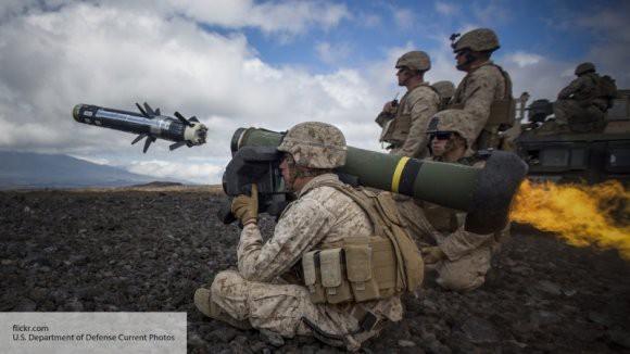 Javelin готов нанести удар: украинский генерал раскрыл правду о применении запрещенного оружия на Донбассе