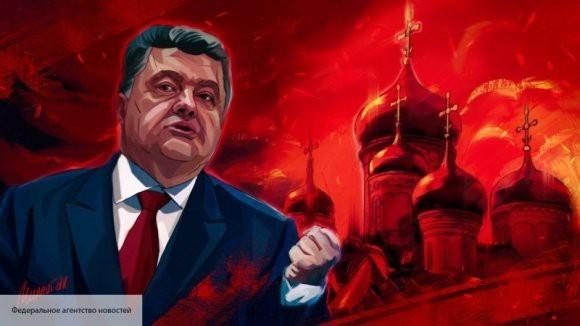 Кандидат в президенты Украины Мураев назвал «томос-тур» Порошенко самой постыдной рекламой