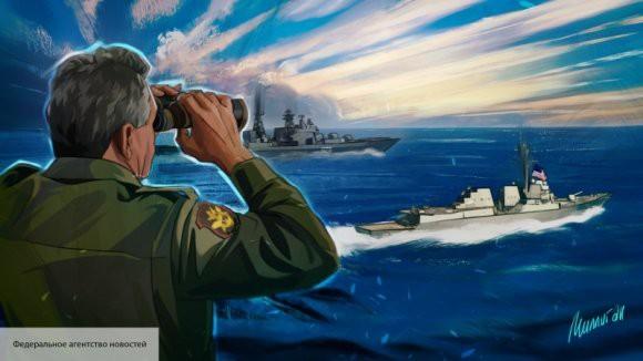 США готовятся к переброске кораблей в Арктику