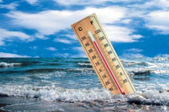 Потепление океанов в мире ускоряется быстрее, чем ученые считали ранее