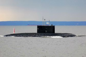 «Черная дыра» поступила на службу ВМС Алжира