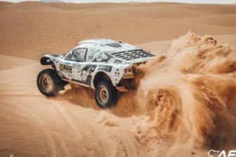 «Африка Эко Рейс 2019»: Этап 10 – решающий раунд в Мавритании!