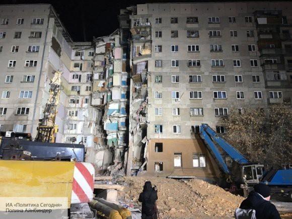Минстрой: Разделение дома в Магнитогорске на два здания обосновано
