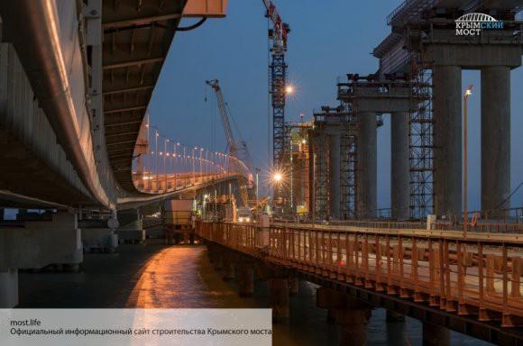 Эксперт объяснил, почему Крымский мост выдержит все