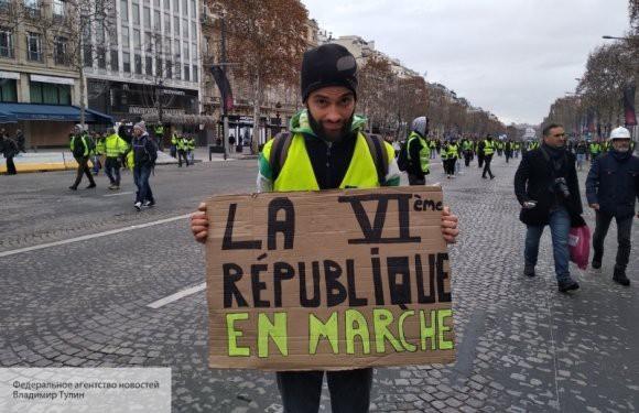 «Желтые жилеты»: что задумали демонстранты на 9 волну протестов