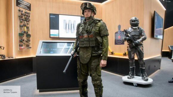 В ЮВО экипировка «Ратник» поступила на вооружение в армию