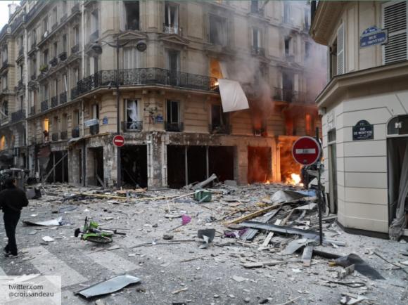 Четыре человека погибли при взрыве на улице Тревиз в Париже