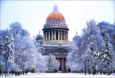 Санкт-Петербург приглашает на встречу Старого Нового года