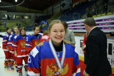 Российские хоккеистки проиграли канадкам в полуфинале молодежного ЧМ