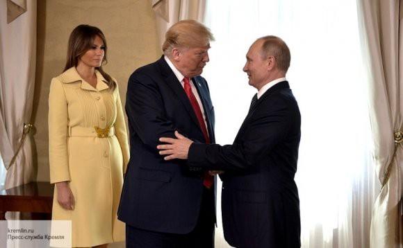 «Великие державы должны стать примером»: в Москве ответили на слова Трампа о восстановлении отношений с РФ