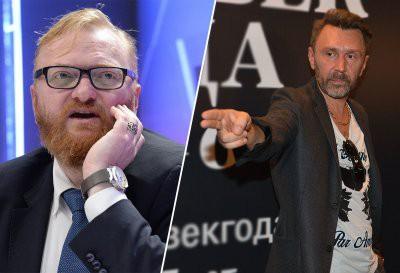Милонов раскритиковал творчество Шнурова