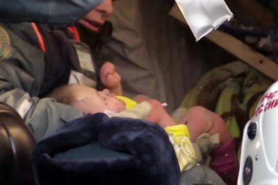 Врачи спасли ножку младенца, выжившего после обрушения дома в Магнитогорске