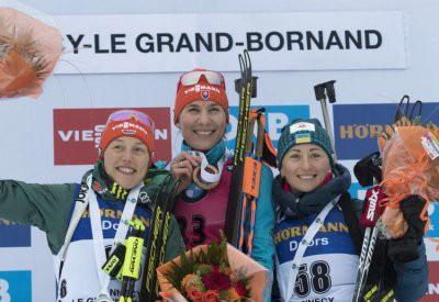 Кубок мира по биатлону: 4-й этап, женская эстафета - анонс