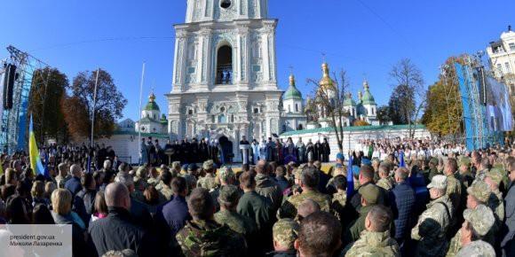Порошенко рассказал об укреплении украинской независимости