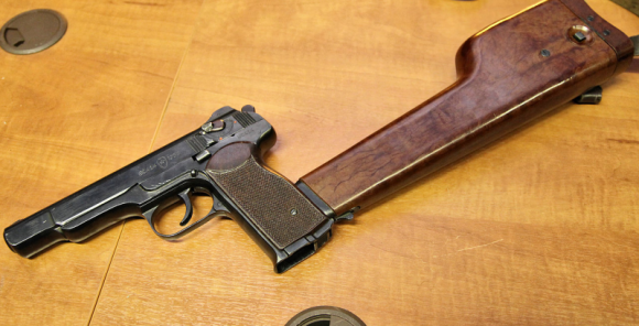 «Оружие для профессионалов»: американец восхищен огневой мощью советского АПС