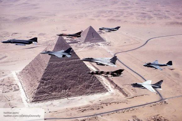 В Египте приняли закон о продлении чрезвычайного положения