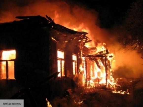 В Подмосковье многодетный отец спас свою семью от страшного пожара