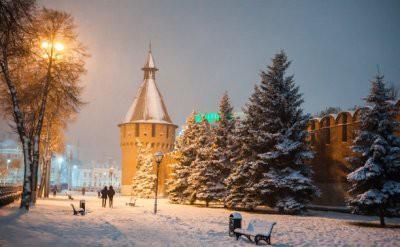 В Москве наблюдается аномально низкое атмосферное давление
