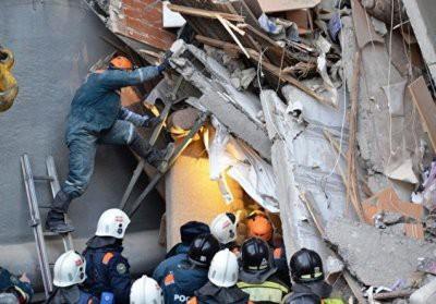 Состояние младенца, спасенного из-под завалов в Магнитогорске, улучшилось