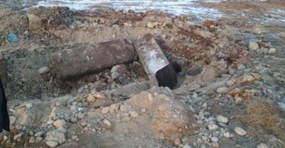В Алматинской области нашли бесхозный танк