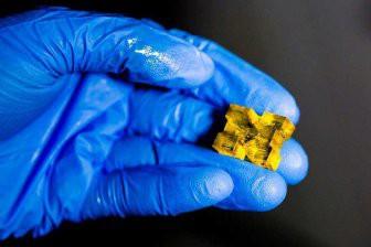 «Первый настоящий 3D-принтер» печатает весь объект сразу