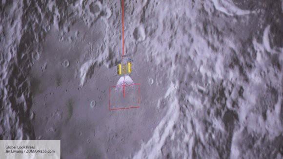 Китайский зонд смог провести биологический эксперимент на Луне