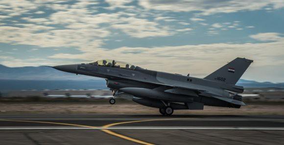 Ирак нанес воздушный удар по ИГИЛ в провинции Аль-Анбар
