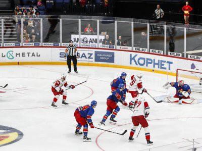 КХЛ хоккей сегодня: расписание матчей на 15 января 2019
