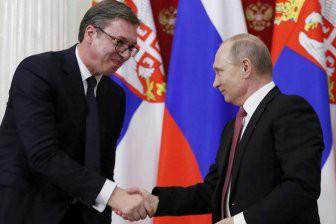 Вучич хочет получить от Путина поддержку по Косово
