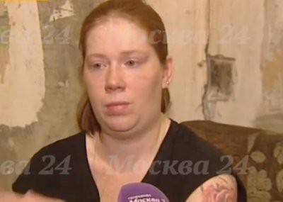 В Москве спасли двоих истощенных детей