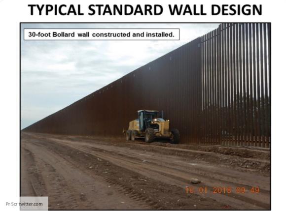 The Guardian: Пограничная стена Трампа никогда не будет работать