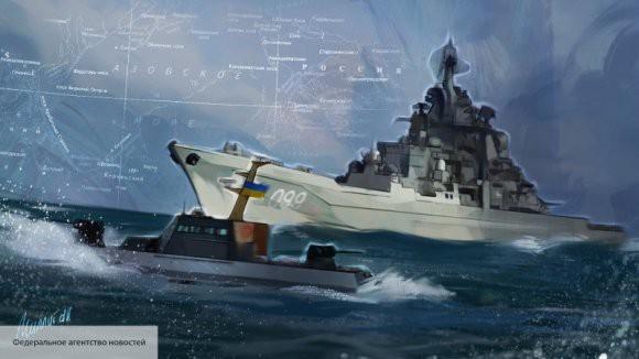 Сказок начитался: эксперт оценил слова украинского генерала о плане нового прорыва ВМСУ через Керченский пролив