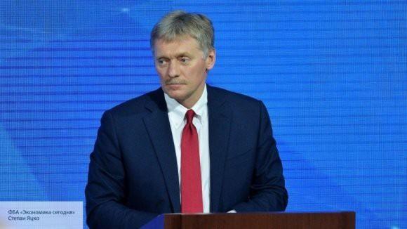 Дмитрий Песков рассказал, что от слов Путина «кровь стынет»