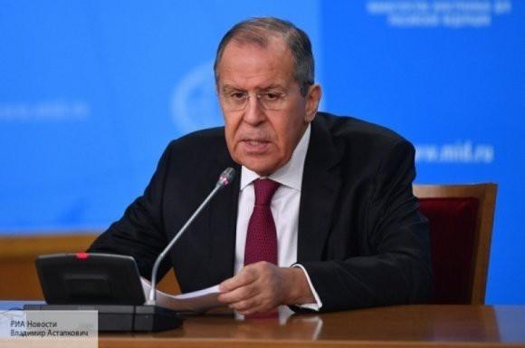 Сергей Лавров подвел итоги работы российских дипломатов в 2018 году