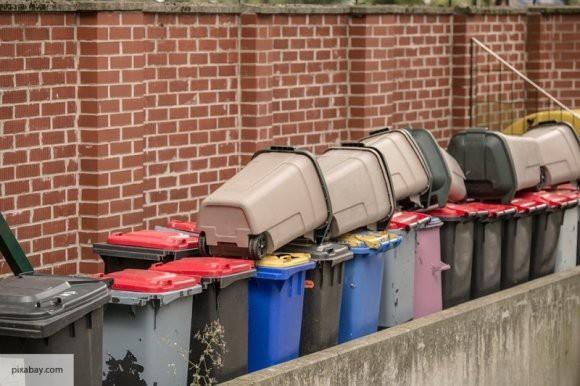 В Днепропетровске в украденных мусорных контейнерах квасят капусту