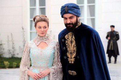 Сериал «Султан моего сердца» на Первом канале завоевал сердца зрителей