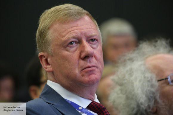 Чубайс считает Россию «энергорасточительной страной»