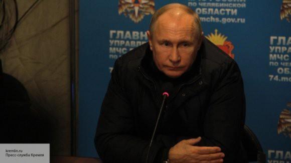 Владимир Путин дал поручение расселить дом в Магнитогорске, который пострадал от взрыва
