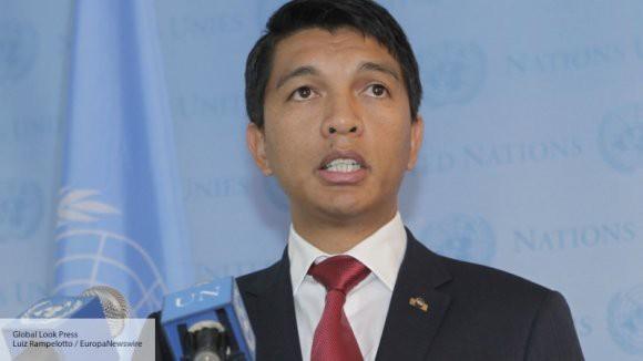 Эксперт оценил перспективы Раджоэлины на посту президента Мадагаскара