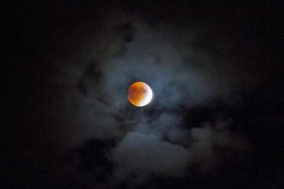 21 января 2019 года произойдет лунное затмение