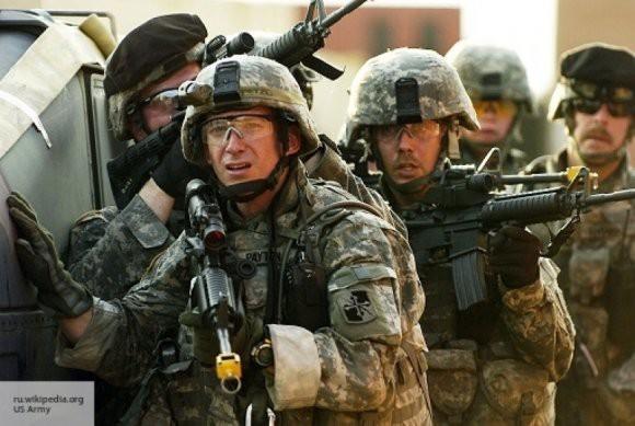 Четверо военных США погибли в результате взрыва в Манбидже