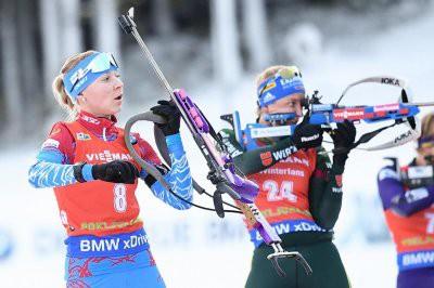 Стал известен состав мужской и женской сборных России на 5-й этап КМ